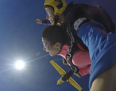Skydive at Lompoc Airport